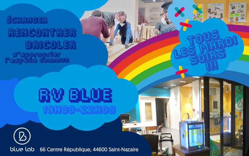 RV BLUE au Blue Lab